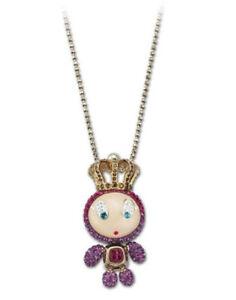 Swarovski Erika Kingdom Of Jewels Pendant Queen Crystal MIB - 1160517
