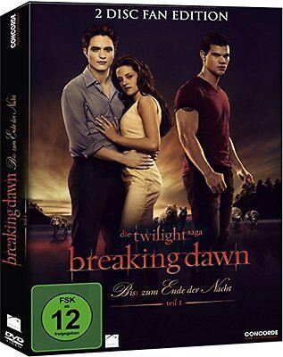 Twilight - Breaking Dawn - Biss zum Ende der Nacht - Teil 1 - Fan Edition [2 (Twilight Biss Zum Ende Der Nacht Teil 2)