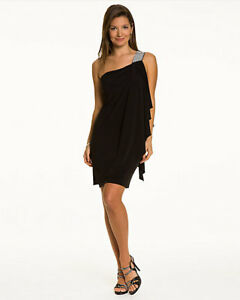 Le Chateau One Shoulder Dress