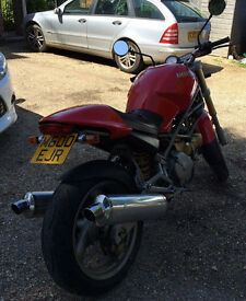 1995 Ducati Monster 600 Red & Gold with Remus exhausts and M600 plate!