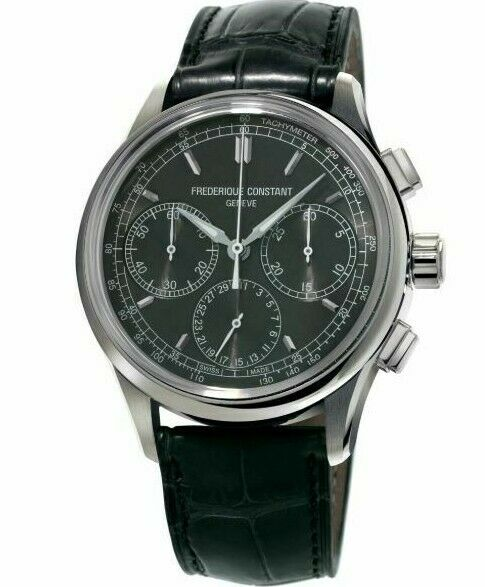 Frederique Constant Men's Automatic Flyback Chronograph 42mm Watch FC-760DG4H6 - watch picture 1