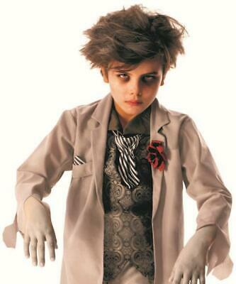 Boys Ghost Costumes (Rubies Ghost Zombie Groom Boys Costume Small)