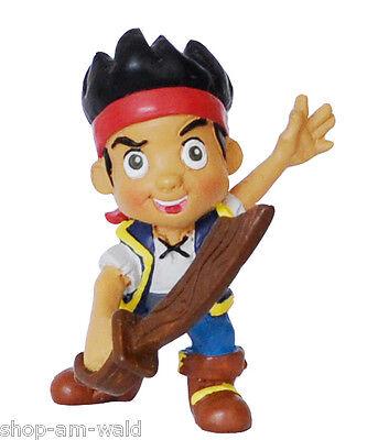 Jake The Neverland Piraten (Jake mit Schwert and the Neverland Nimmerland Piraten - Bullyland Figur 12891)