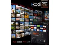 2nd Gen Amazon Fire Stick With Kodi Fully Loaded