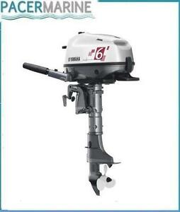 YAMAHA-F6-BMHL-FOUR-STROKE-OUTBOARD-ENGINE-BOAT-MOTOR-6HP