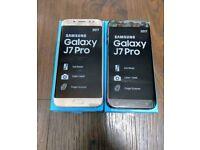 SAMSUNG GALAXY J7 PRO 32GB - UNLOCKED TO ALL NETWORKS - BRAND NEW