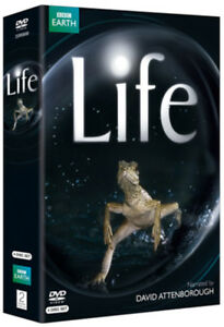 Life DVD (2009) David Attenborough
