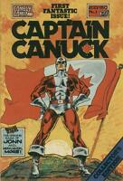 1st captain canuck comic -collectors