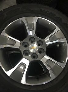 BRAND NEW CHEVY COLORADO CANYON RIM & TIRE PACKAGE