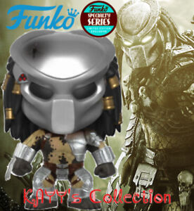 "EXCLUSIVE Rare Funko Pop Predator Specialty ""KAYY'S Collection"""