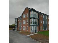 2 bed new build flat for swap
