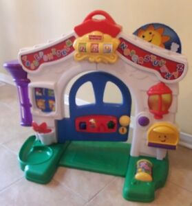 595fad0c4 Fisher Price Laugh And Learn Learning Home