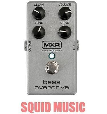 MXR Bass Overdrive Effects Pedal M-89 True Bypass ( OR BEST OFFER ) M89