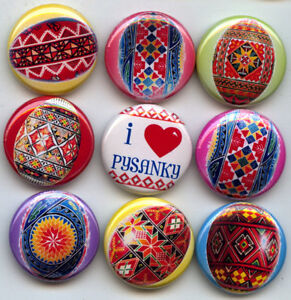 Magnetic Buttons or Pinback Buttons .. Any Design Any Quantity