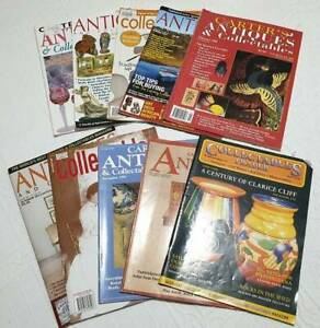 Antique & Collectable Magazines