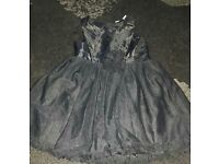 Girls party dress age 4-5