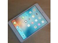 iPad mini one 16 gb White unlocked
