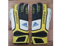Adidas Predator Competition Gloves Size 10