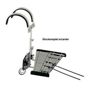 Brand New! Student Marching Glockenspiel with Carrier