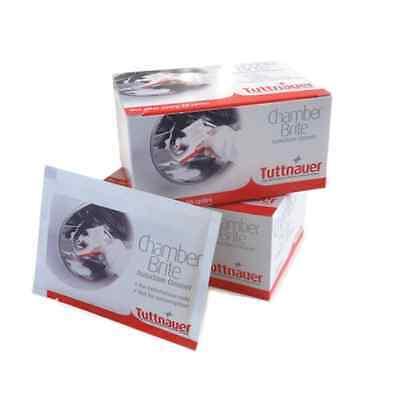 Tuttnauer Chamber Brite Autoclave Sterilizer Cleaner 10 Packets Box