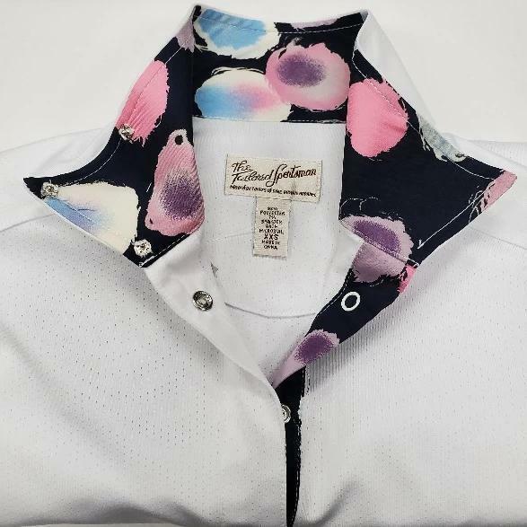 Tailored Sportsman Knit Icefil Short Sleeve Show Shirt