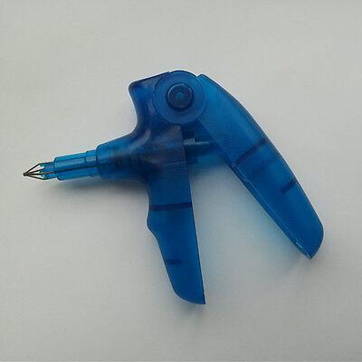 Dental Orthodontic Ligature Gun Dispenser Shooter For Elastic Ligature Ties Ring