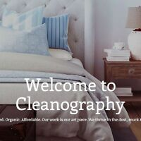 Cleanography FOR HIRE