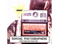 Event Photographers £10-£15hr