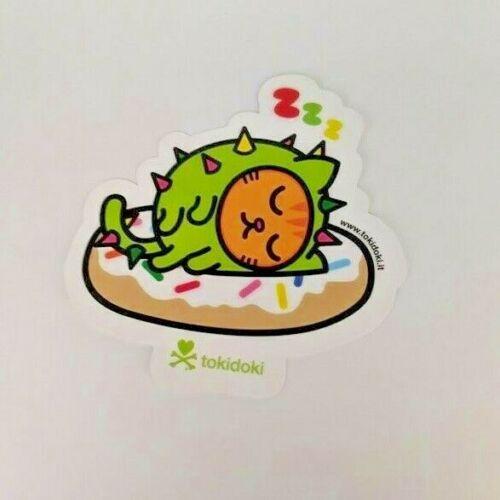 tokidoki sticker - Snoop Kitty