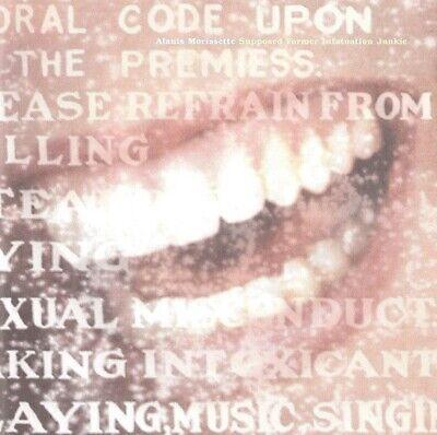 Alanis Morissette - Supposed Former Infatuation Junkie - 1999 CD Album