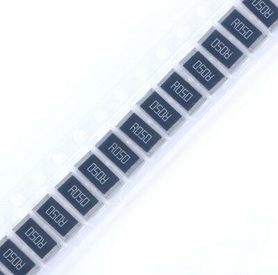 20 Pcs 2512 Smd Resistor 1w 0.05 Ohm 0.05r R050 1 2512 Chip Resistor New