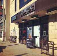Busy Byward Market salon looking for PT/Casual Receptionist