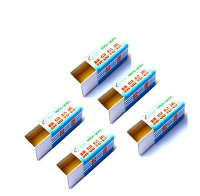 5pcs 15g Small Carton Solid Rosin Welding Soldering Flux Paste High-purity