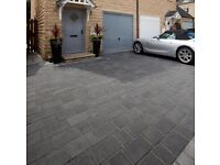 Marshall Block DriveSys Paving Blue Pennant