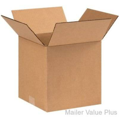 25 - 10 X 10 X 10 Shipping Boxes Packing Moving Storage Cartons Mailing Box