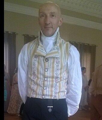 MADE TO ORDER Regency Waistcoat