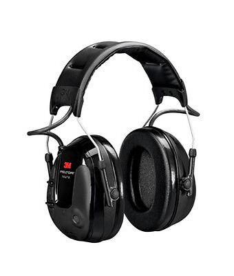 3M Peltor ProTac 3 MT13H220A Slim Headset 26 dB Black Headband Free UK Shipping