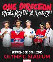 One direction On the road again - Montreal