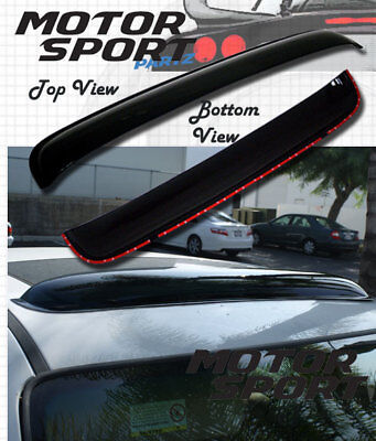 Out-Channel Windows Visor Sun Guard Sunroof 5pcs Range Rover L405 13-16