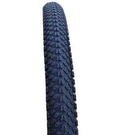 "(2243) 2 x Mountain Bike Tyre 26 x 1.95 MTB Bicycle 26"" Tyre Black"