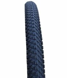 "NEW TYRES for 26"" MOUNTAIN BIKE; 2 x Mountain Bike Tyre 26 x 1.95 MTB Bicycle Black"
