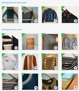 Beautiful clothes at cheap prices sizes S-M!!