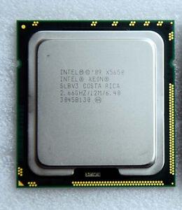 Overclockable 6 Core Xeon
