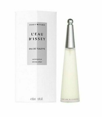 Issey Miyake L'eau D'issey 1.6 oz EDT spray womens perfume 50 ml NIB