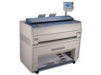 A0 Laser Large Format Printer - KIP 3000