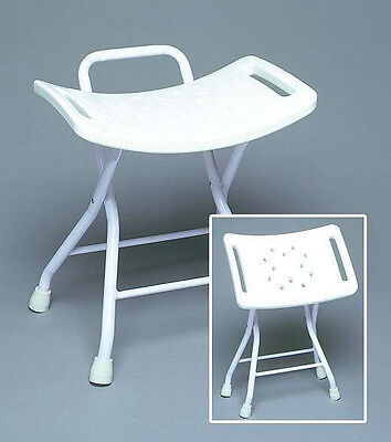 Medical Portable Shower Chair Folding Bathtub Seat with Hand