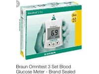 Braun Omnitest Machine 3 Set