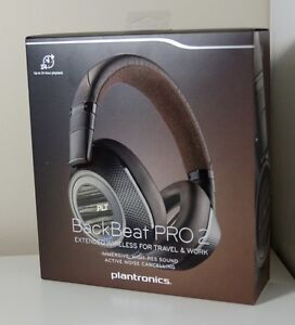 Plantronics Backbeat pro 2 headphones headset Scarborough Stirling Area Preview