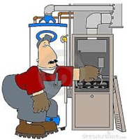 Furnace Fireplace Boiler Heating Repairs--Replacement--Gas Lines