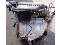 Renault Scenic 2.0 Engine (2005)
